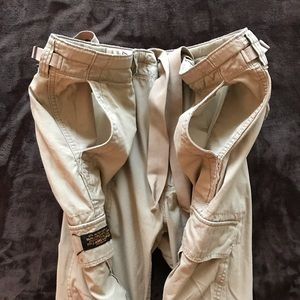 Polo RL Men's Military-Style Cargo Pants. 36x32